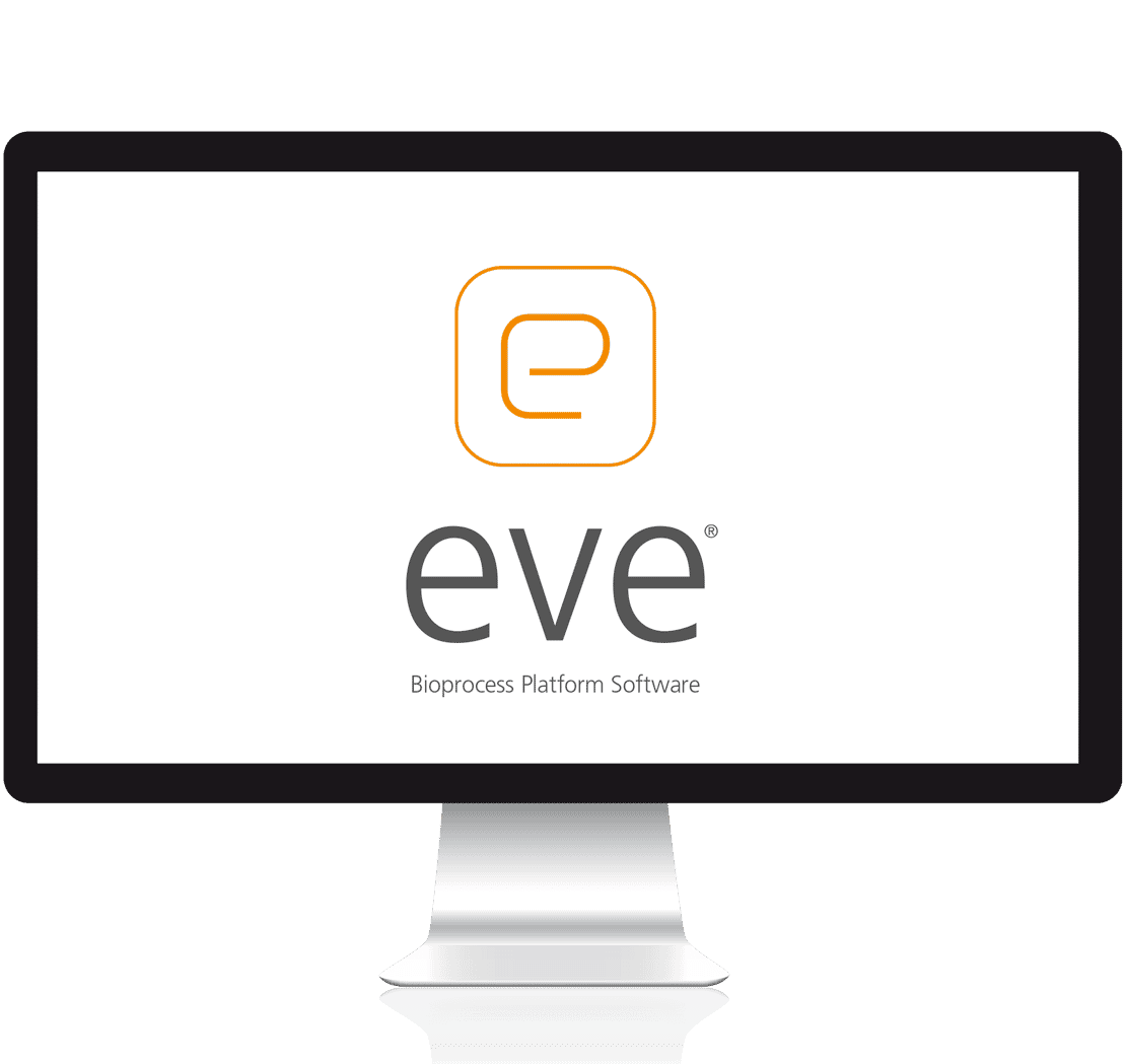 eve® – The platform software for your bioprocesses